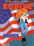 Portada de RUBINE - TOME 6 - AMERICA
