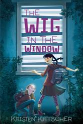 Portada de THE WIG IN THE WINDOW