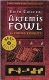 Portada de IL CODICE ETERNITY. ARTEMIS FOWL (OSCAR BESTSELLERS)