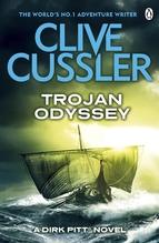 Portada de TROJAN ODYSSEY (EBOOK)