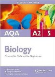 Portada de AQA A2 BIOLOGY: UNIT 5