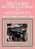 Portada de EDUCACIÓN MULTICULTURAL Y MULTILINGÜE