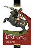 Portada de CANTAR DE MIO CID