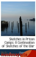Portada de SKETCHES IN PRISON CAMPS: A CONTINUATION OF SKETCHES OF THE WAR