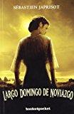 Portada de LARGO DOMINGO DE NOVIAZGO
