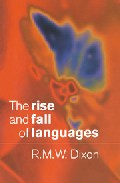 Portada de THE RISE AND FALL OF LANGUAGES