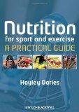 Portada de SPORTS AND EXERCISE NUTRITION
