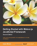 Portada de GETTING STARTED WITH METEOR.JS JAVASCRIPT FRAMEWORK SECOND EDITION