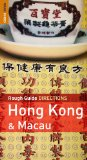 Portada de ROUGH GUIDE DIRECTIONS HONG KONG