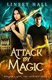 Portada de ATTACK BY MAGIC: VOLUME 4 (DRAGON'S GIFT: THE VALKYRIE)