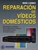 Portada de REPARACIÓN DE VIDEOS DOMÉSTICOS