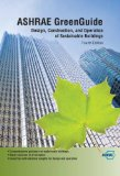 Portada de ASHRAE GREENGUIDE: DESIGN, CONSTRUCTION, AND OPERATION OF SUSTAINABLE BUILDINGS