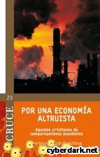 Portada de POR UNA ECONOMÍA ALTRUISTA (EBOOK-EPUB) - EBOOK