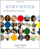Portada de STATISTICS: A TOOL FOR SOCIAL RESEARCH