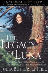 Portada de LEGACY OF LUNA