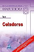 Portada de CELADORES DEL SERVICIO NAVARRO DE SALUD-OSASUNBIDEA. TEST