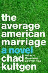 Portada de THE AVERAGE AMERICAN MARRIAGE