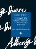 Portada de TRATADO DE ARQUITECTURA Y URBANISMO MILITAR