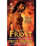 Portada de [TWICE TEMPTED: A NIGHT PRINCE NOVEL] [BY: JEANIENE FROST]