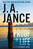 Portada de PROOF OF LIFE (A JP BEAUMONT NOVEL)