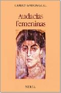 Portada de AUDACIAS FEMENINAS