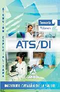 Portada de ATS/DUE DE ATENCION ESPECIALIZADA DEL INSTITUTO CATALAN DE LA SALUD: TEMARIO VOLUMEN II