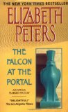 Portada de THE FALCON AT THE PORTAL (AMELIA PEABODY MYSTERIES)