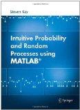 Portada de INTUITIVE PROBABILITY AND RANDOM PROCESSES USING MATLAB
