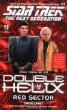 Portada de DOUBLE HELIX: RED SECTOR NO.3 (STAR TREK: THE NEXT GENERATION)