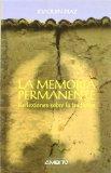 Portada de MEMORIA PERMANENTE, LA. REFLEXIONES SOBRE LA TRADICION