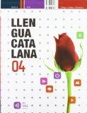 Portada de LLENGUA CATALANA I LITERATURA 4T. D'ESO PROJECTE EN LÍNIA LA