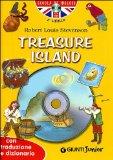 Portada de TREASURE ISLAND-L'ISOLA DEL TESORO. CON CD AUDIO (SCUOLA DI INGLESE)