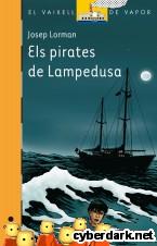 Portada de ELS PIRATES DE LAMPEDUSA (EBOOK-EPUB) - EBOOK