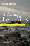 Portada de IT RAINS IN FEBRUARY: A WIFE'S MEMOIR OF LOVE AND LOSS: 1
