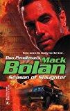 Portada de SEASON OF SLAUGHTER (SUPERBOLAN) BY DON PENDLETON (2005-07-12)