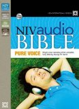 Portada de NIV AUDIO BIBLE PURE VOICE BY INTERNATIONAL VERSION, NEW ON 27/09/2012 UNKNOWN EDITION