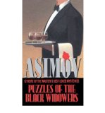 Portada de [(PUZZLES OF THE BLACK WIDOWERS)] [BY: ISAAC ASIMOV]
