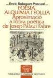 Portada de POESIA, ALQUÍMIA I FOLLIA