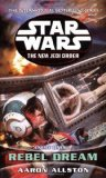 Portada de ENEMY LINES I: REBEL DREAM (STAR WARS: THE NEW JEDI ORDER) BY ALLSTON, AARON (2002) PAPERBACK