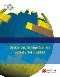 Portada de OPERACIONS ADMINISTRATIVES DE RECURSOS HUMANS PK CAT 2011