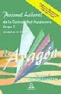 Portada de AYUDANTES DE COCINA DE LA COMUNIDAD AUTONOMA DE ARAGON: GRUPO D: TEMARIO DE MATERIAS ESPECIFICAS