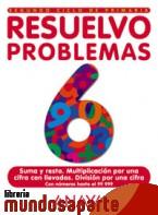 Portada de RESUELVO PROBLEMAS 6