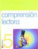 Portada de COMPRENSIÓN LECTORA: LA MAGA MILA VENTURAS. 5 PRIMARIA