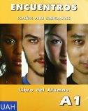 Portada de ENCUENTROS.ESPAÑOL PARA INMIGRANTES. LIBRO DEL ALUMNO. A1