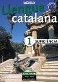 Portada de LLENGUA CATALANA SUFICIENCIA 1 SOLUCIONARI