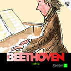 Portada de BEETHOVEN (INCLUYE AUDIO-CD)