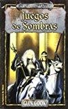Portada de JUEGOS DE SOMBRAS (FANTASÍA) DE COOK, GLEN (2004) TAPA BLANDA