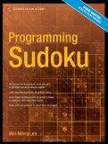 Portada de PROGRAMMING SUDOKU (TECHNOLOGY IN ACTION)