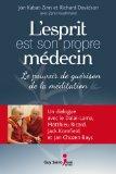 Portada de L'ESPRIT EST SON PROPRE MÉDECIN : LE POUVOIR DE GUÉRISON DE LA MÉDITATION