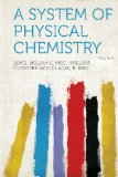 Portada de A SYSTEM OF PHYSICAL CHEMISTRY VOLUME 3